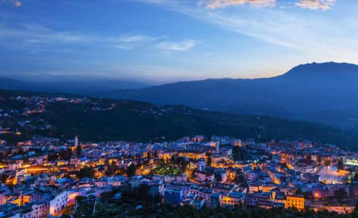 5 days from Tangier to Marrakech Sahara tour