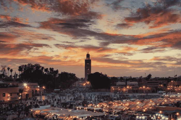 8 Days Tour from Casablanca to Marrakech